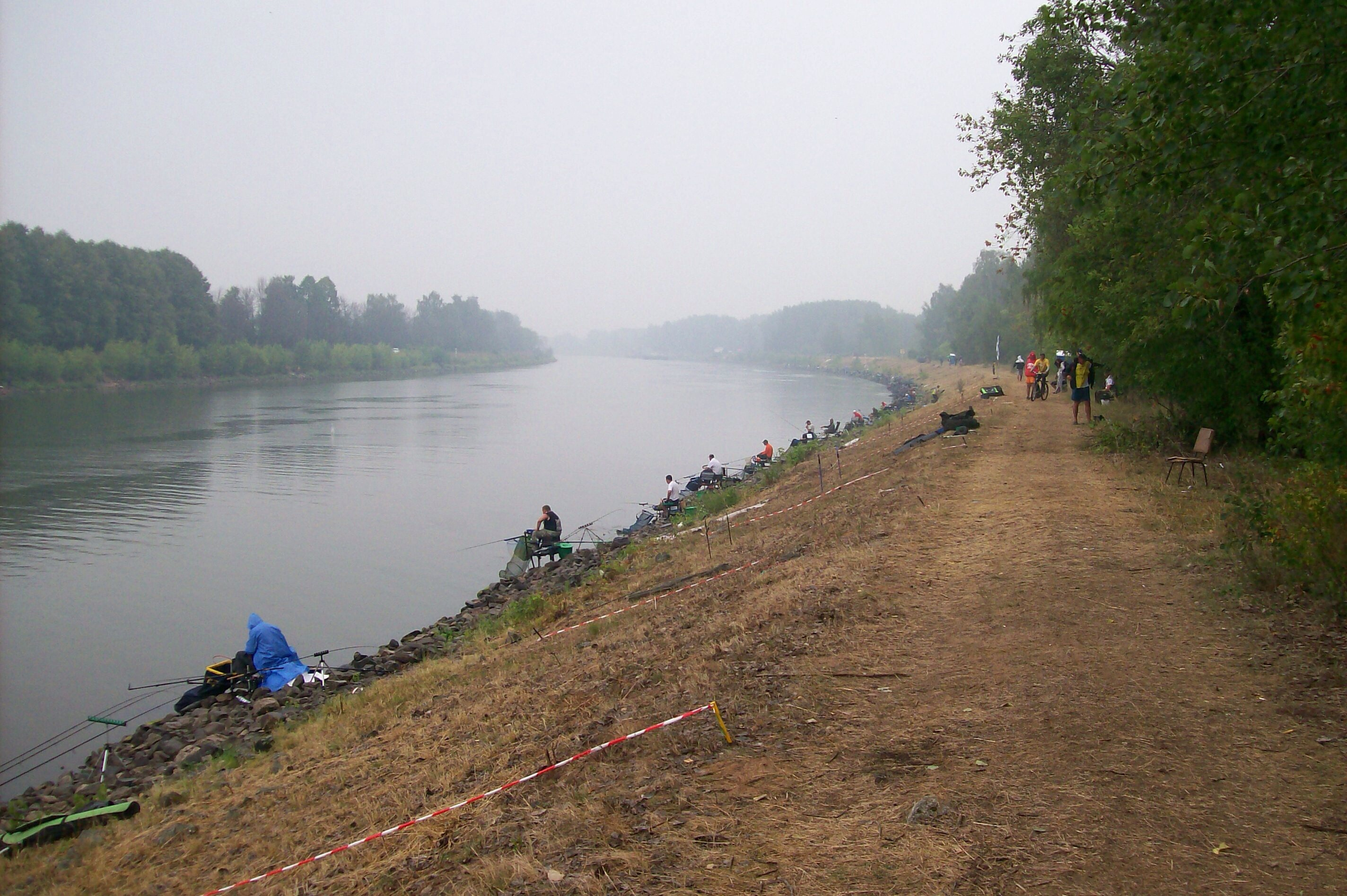 Feederfishing.tv Чемпионат России 2014 по фидеру 2-й тур
