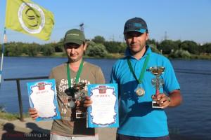 Отчет с Кубка Москвы 2014 по фидеру (тандемы)