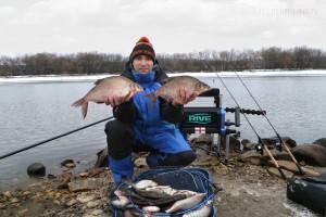 Рыбалка принесла массу удовольствия и от общения с друзьями, и от процесса ловли