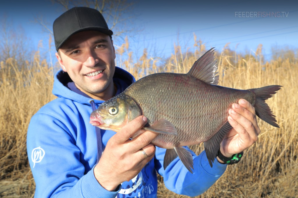 Feederfishing.tv spring for bream 16