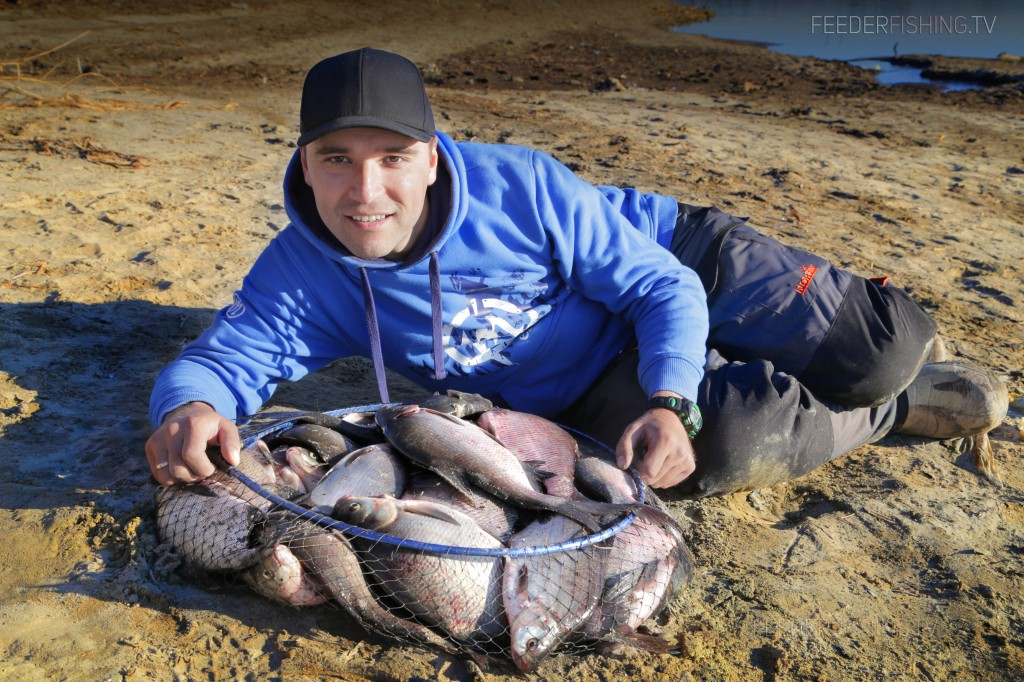 Feederfishing.tv spring for bream 17