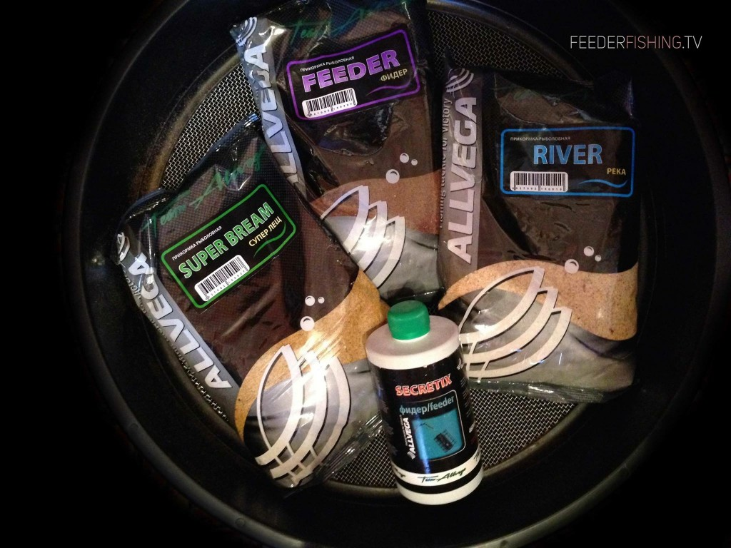 feederfishing.tv allvega feeder