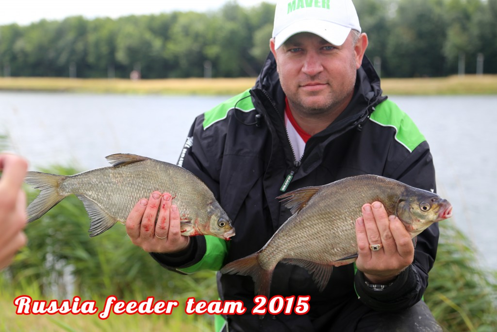 Копия World Championship Feeder 2015 feederfishing.tv bream