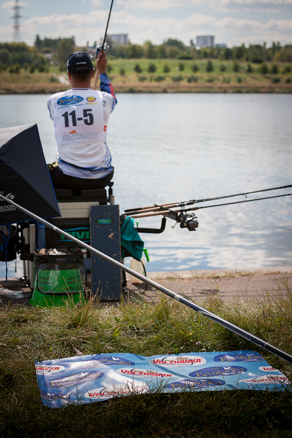 Feederfishing.tv Allvega cup Moscow 2015