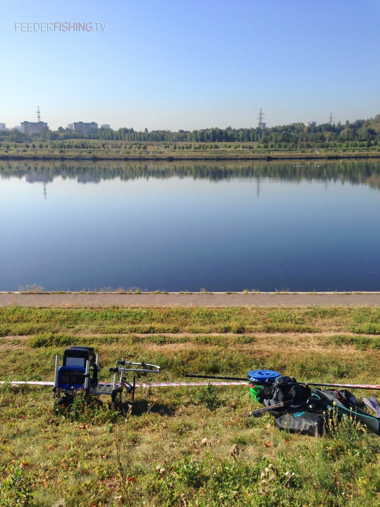 Feederfishing.tv Allvega cup Moscow 2015 12