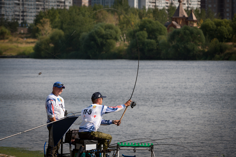 Feederfishing.tv Allvega cup Moscow 2015 6