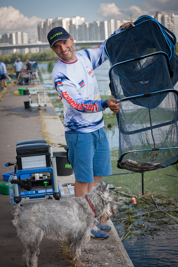 Feederfishing.tv Allvega cup Moscow 2015 7