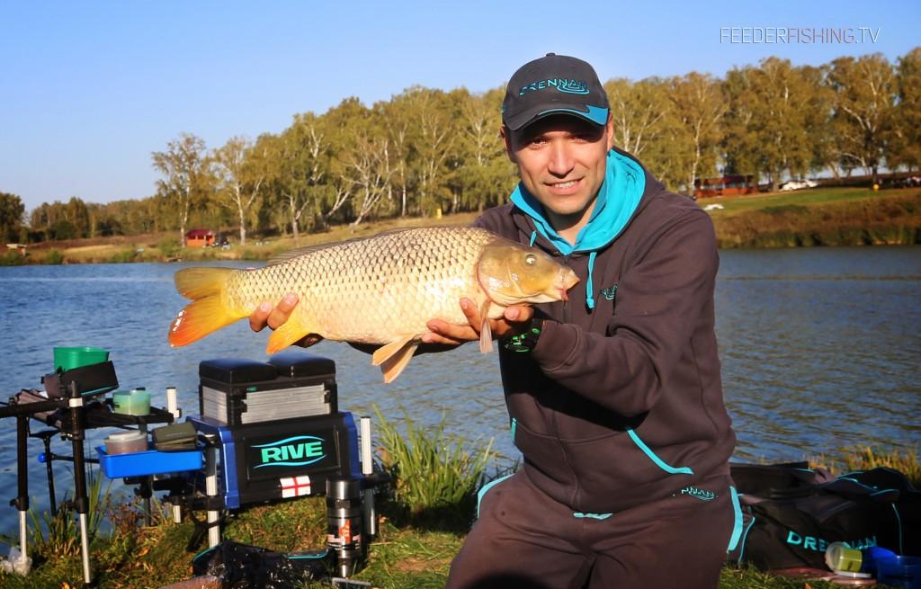 feederfishing.tv drennan carp flat