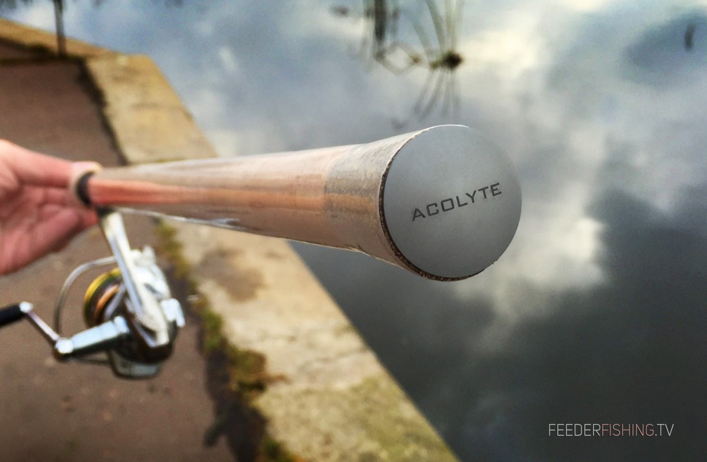 Feederfishing.tv drennan Acolyte 12-3