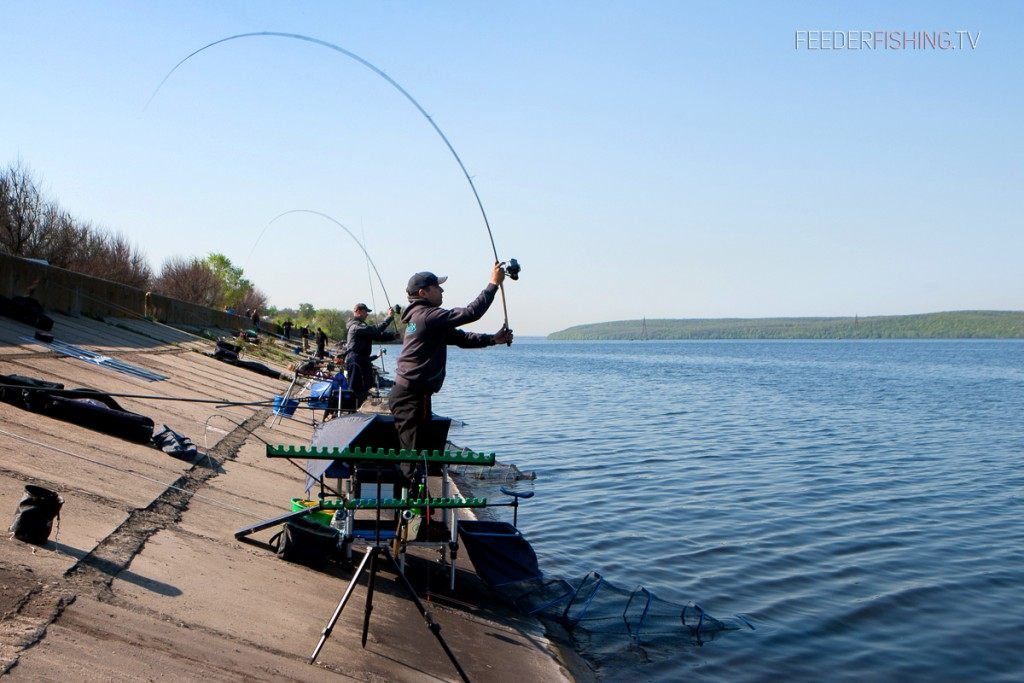 feederfishing.tv drennan norfin sensas. cup russia 2016