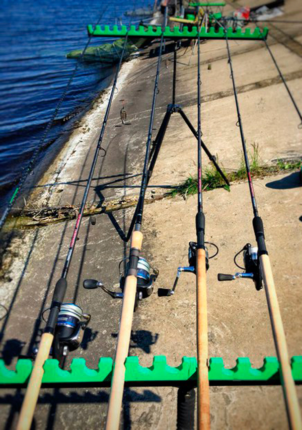 feederfishing.tv rod drennan salmo