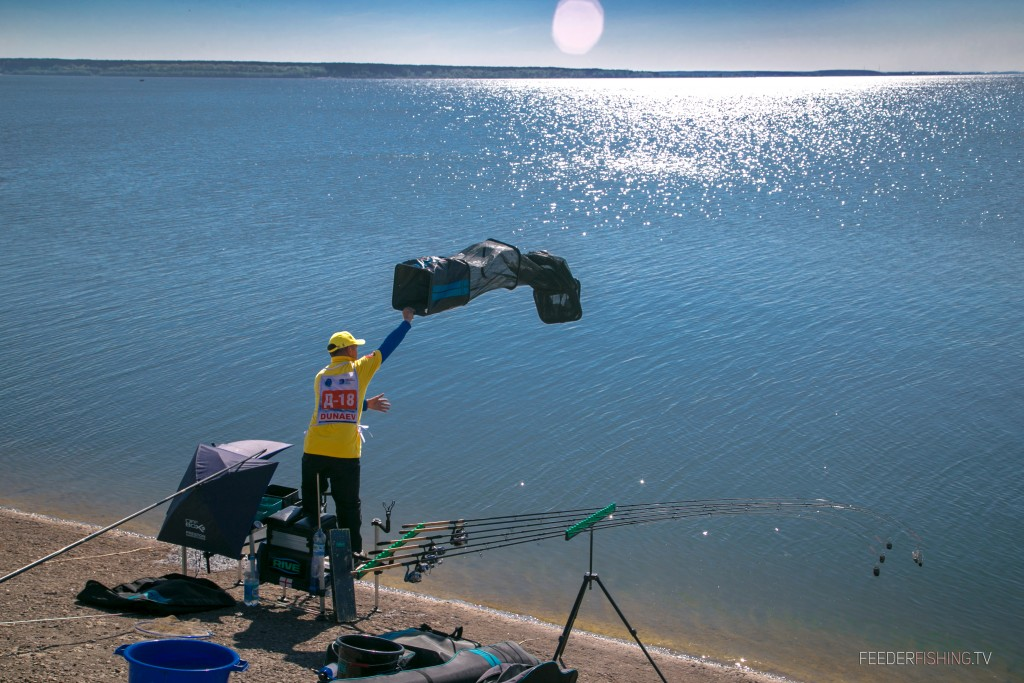 Feederfishing.tv ebisu66 rive salmo
