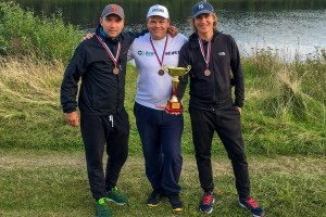 Отчет с Чемпионата Тверской области по фидеру 2017