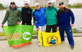 Отчет с Кубка Москвы по фидеру 2017 от Сергея Пузанова, команда Ebisu.