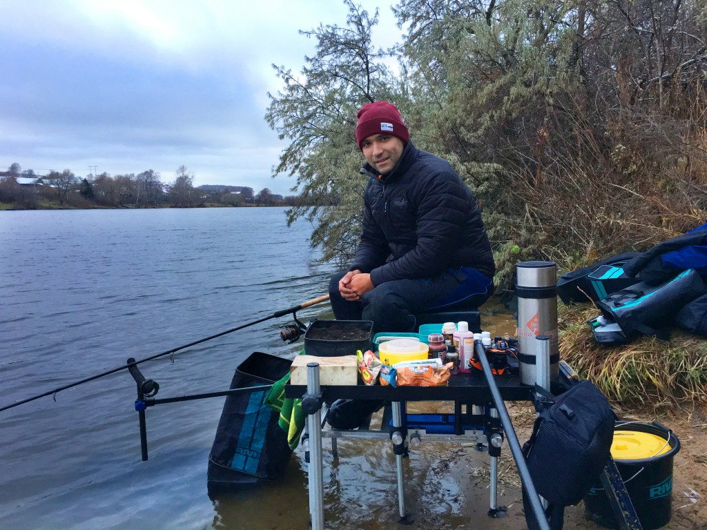 feeder fishing.tv fishing rive france ebisu66