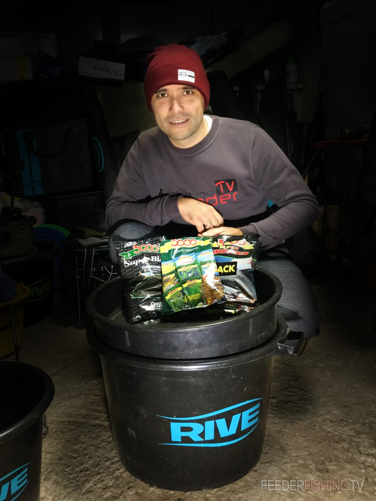 sensas rive france feeder feederfishing.tv fishing