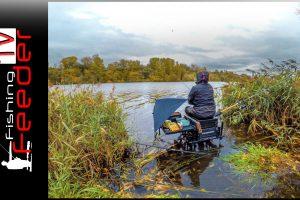 Vlog #24 Рыбалка на фидер. Ловля плотвы на осенней реке. Рыбалка 2018. Feederfishing tv